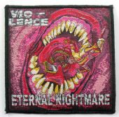 Vio-lence - 'Eternal Nightmare' Woven Patch
